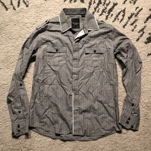 Civil Society long sleeve button up